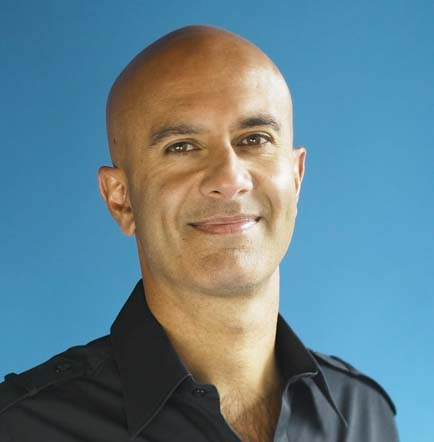 Robin Sharma Profile Pic