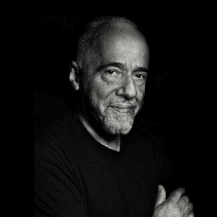 PROFILE PIC OF WRITER PAULO COELHO